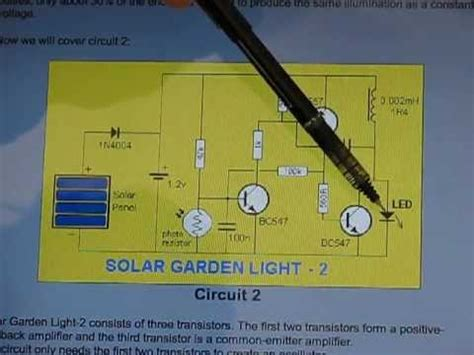 solar garden light to aa battery charger simple conversion