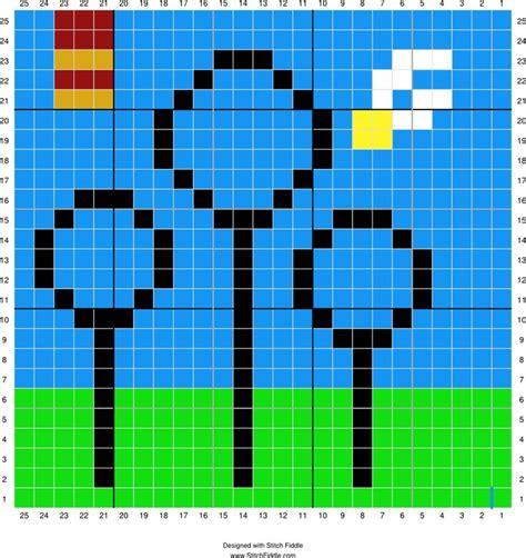 harry potter knitting charts quiditch crochet patterns puntadas