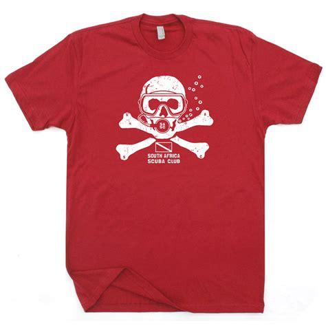 Tshirt Scuba Diving scuba diving club t shirt scuba shark flag t shirts