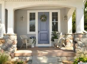 door colors for gray house what your front door color has to say about your