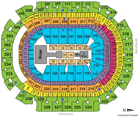 american airlines arena seating chart dallas american airlines center dallas seating chart rows