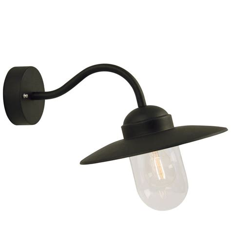 Black Light Outdoor Nordlux Luxembourg Outdoor Wall Light Black