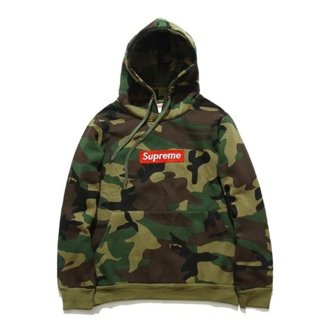 Hoodie Sweater Supreme For supreme hoodie box logo camo sweater and boots