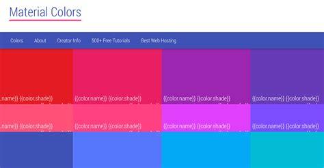 4 tools for creating brilliant material design color pallets 100 color scheme generator colorful logo maker