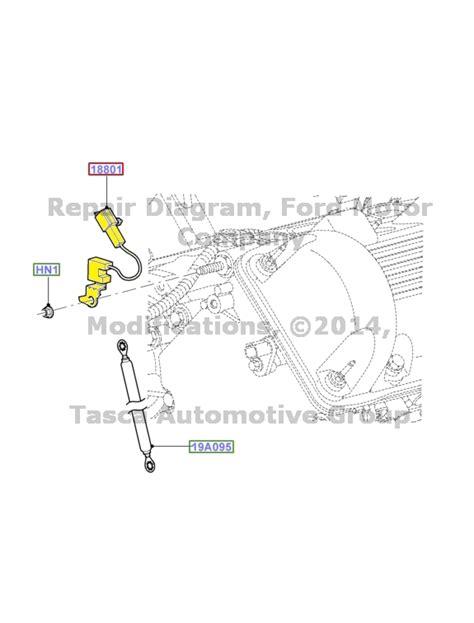 radio interference capacitor mustang new oem radio ignition interference capacitor 150 explorer mustang mountaineer ebay