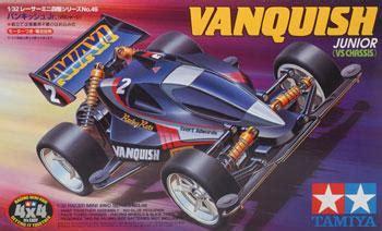 Tamiya Mini 4wd Vanquish Rs Vs Chassis Edition 1 32 vanquish jr vs chassis tam18049 tamiya mini 4wd cars