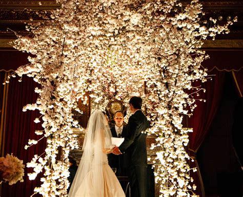 wedding ceremony flower ideas the magazine