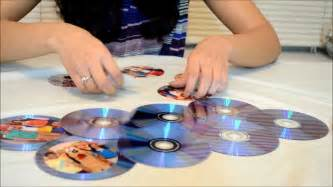 Used Kitchen Cabinets Ma how to make a photo frame out of waste cds youtube