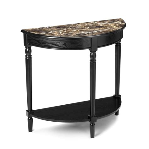 Shop Convenience Concepts French Country Console Table At Country Sofa Tables