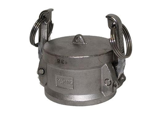 Camlock Caps Alumunium 3 Type Dc type dc dust cap stainless steel end coupler