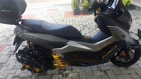 Probolt Gold Yamaha Nmax nmax black gold edition versi on the spot