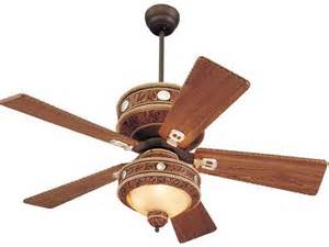 decorations tips for choosing rustic ceiling fans for