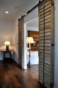 Sliding Shutter Closet Doors Louvered Barn Doors