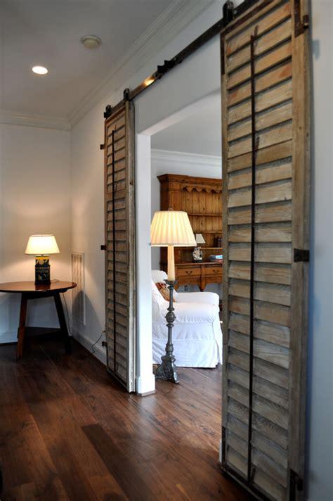 Barn Doors With Windows Ideas Louvered Barn Doors