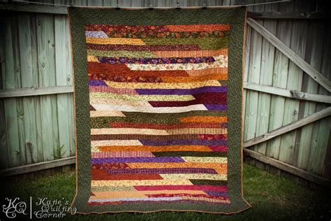 Jellyroll Race Quilt by You To See Jelly Roll Race Quilt On Craftsy