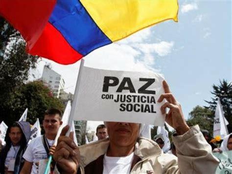 imagenes de justicia en colombia paz estable y duradera pero con justicia social noticias