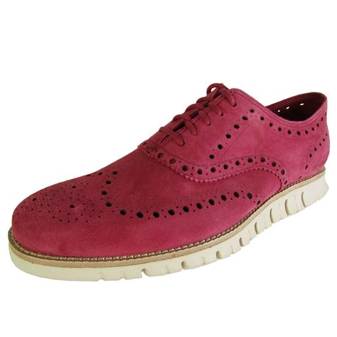 cole haan oxford shoes for cole haan zerogrand wingtip casual oxford shoe ebay
