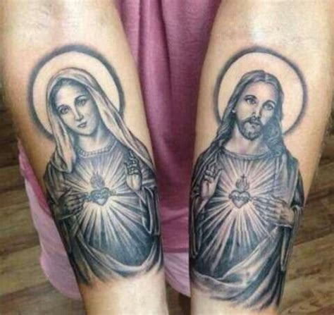 maria tattoo 20 best images about religious on arm