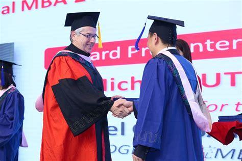 Unf Global Mba Graduation by Kedge Sjtu Emba Global Mba Graduation Opening