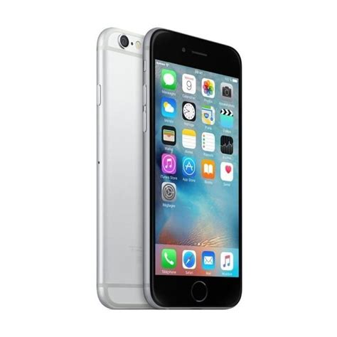 iphone  gb gris sideral reconditionne gamme renewd filmprotection