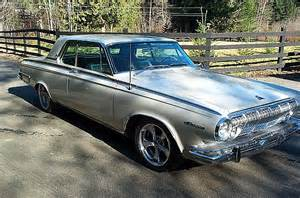 1963 Dodge Polara 500 For Sale Dodges For Sale Browse Classic Dodge Classified Ads