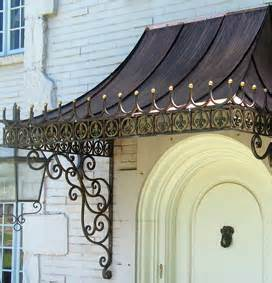 Victorian Window Awnings Potter Art Metal Studios Custom Lighting And Ornamental