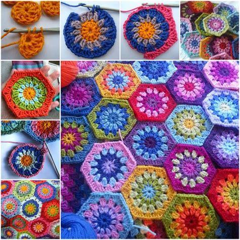 25 Unique Hexagon Crochet Ideas On Hexagon 25 unique hexagon crochet ideas on hexagon