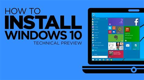 unable to install windows 10 technical preview 64 bit how to install the preview version of windows 10 video