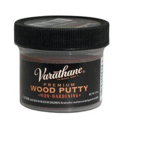 varathane 3 75 oz mahogany wood putty 6 pack 223252