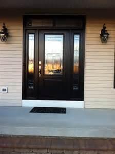 Front Door Black Black Front Door For The Home