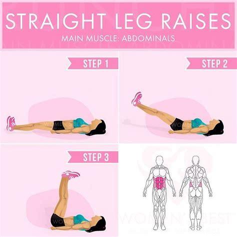 leg raises ideas  pinterest toning