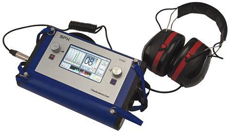 Plumbing Leak Detection Tools by Water Leak Detector Equipment
