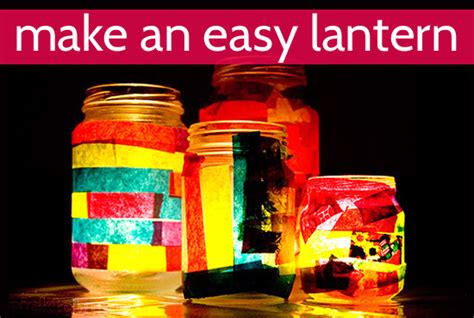 How To Make A Paper Lantern Easy - easy for make a lantern picklebums