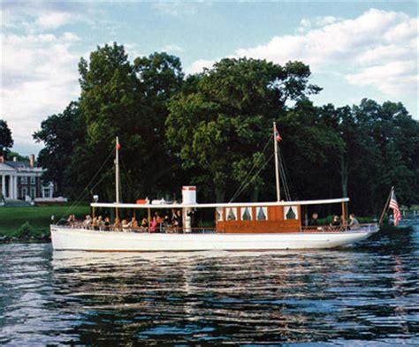 boat launch lake geneva lake geneva s steam yachts