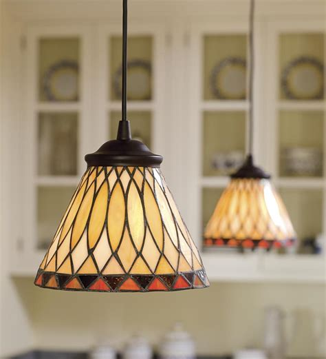 stained glass kitchen lighting replace any recessed light with this in stained