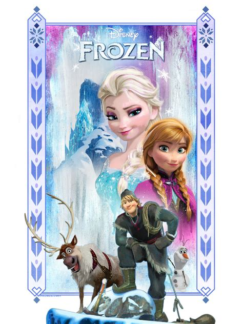frozen french poster elsa and anna photo 35932156 fanpop new official frozen posters frozen photo 37220309 fanpop