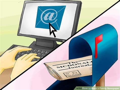 How To Search Newspapers For Ancestors Create Your Family Tree And Preserve Your Family How To Make A Family Newspaper 13 Steps With Pictures Wikihow