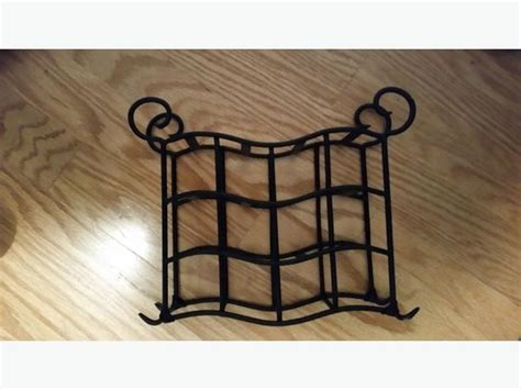 Wrought Iron Spice Rack by Wrought Iron Spice Rack Saanich