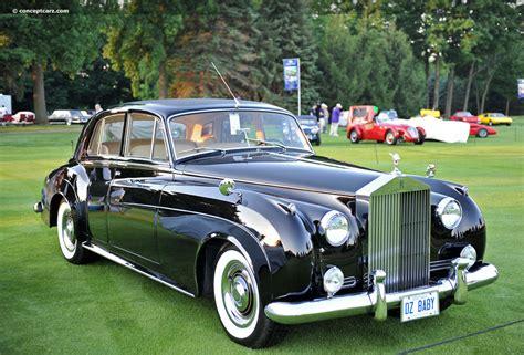 Rolls Royce 1960 by Saloon