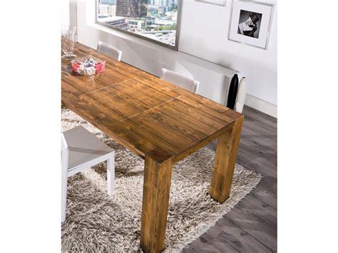tavolo di legno allungabile tavolo allungabile mira in legno