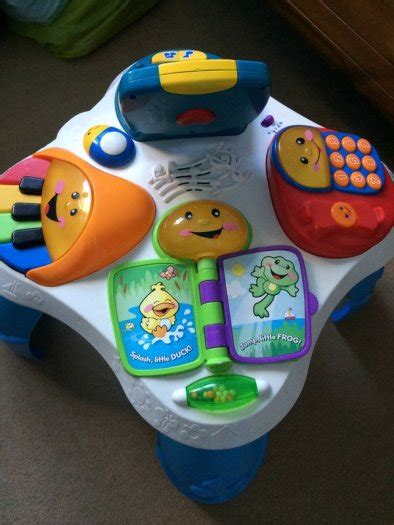 Fisher Price Musical Table by Fisher Price Musical Table For Sale In Holycross