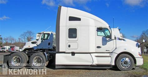 used kw t680 t680 kenworth the most productive truck in the