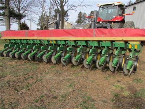 Deere Bean Planter by Bigiron