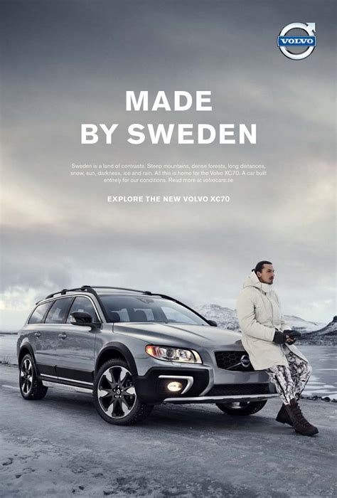 the volvo commercial 18 best volvo xc70 images on pinterest volvo cars