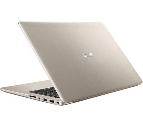 Asus Laptop Black Screen Only Mouse buy asus vivobook pro 15 15 6 quot laptop gold l15bun16 15 6 quot laptop wireless mouse