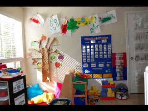daycare room decorating ideas