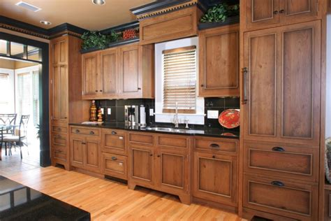 Oak Kitchen Cabinet Refinishing Oak Kitchen Cabinets Neiltortorella