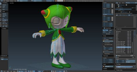 Blender Cosmos Cb 180 she s in blender by forktaileddevil on deviantart