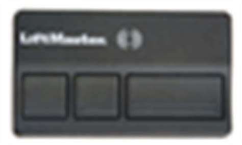 Access Master Garage Door Opener Remote Access Master 373ac Garage Door Opener Remote