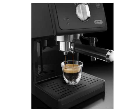 Delonghi Ecp31 21 Espresso Coffee Machine Black delonghi ecp31 21 bk italian traditional espresso cappuccino coffee maker black around